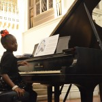 12.14.2012 piano recital at the Advent Lutheran Church, New York NY