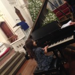 Xmas Piano Recital 2013