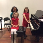 christmas recitals