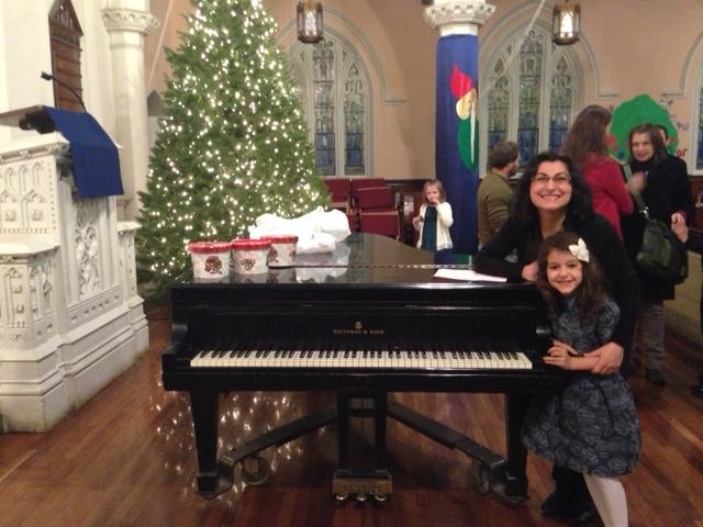 Xmas Piano Recital 2013