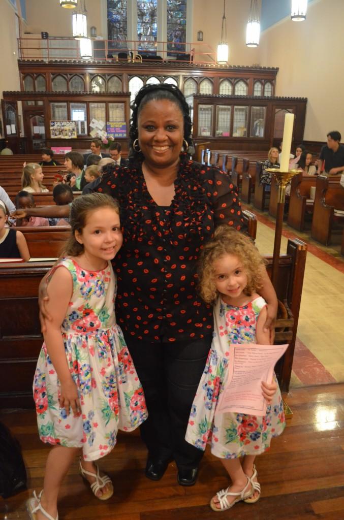May 18th 2012 at the Advent Lutheran Church, New York, NY